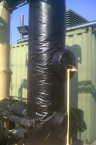 Alkane Energy Pipe Insulation