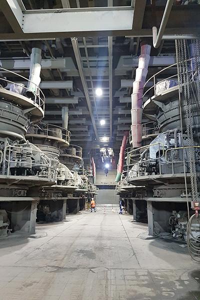 EDF Coal Mill Lighting-3