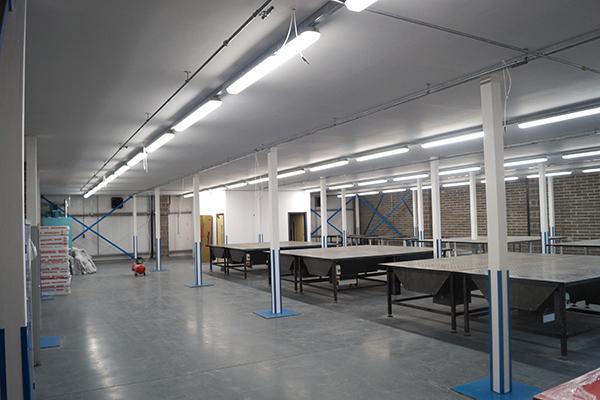 Factory Building Lighting 4