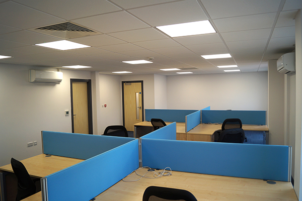 Office Area Lighting
