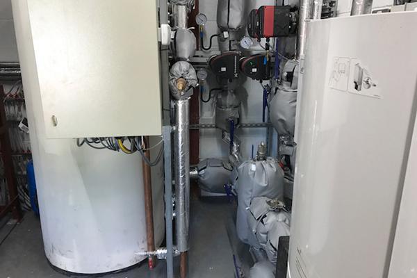 Old Bell Boiler Room 3